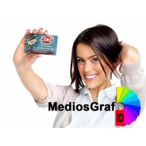 Kit De Impresión De Credenciales Pvc