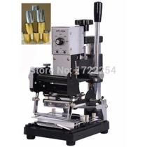 Maquina Para Hotstamping En Piel, Papel, Carton Plastico Etc