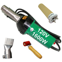 Pistola Aire Caliente Tipo Leister 1600 W, Inflables, Lonas.