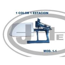 Pulpo Portatil 1 Color 1 Estacion