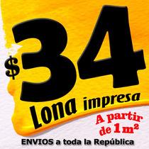 Impresión De Lona Desde 1 M2, Lonas Urgentes, Vinil, Tela