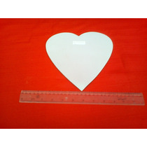 Mouse Pad Corazon Para Sublimar 20cm Rs-t001 Yokadi
