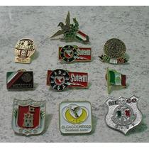 Pin Metalico Pintado 3 Tintas Fistol, Personalizado, Pin-3ti