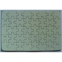 Rompecabezas Rectangular 103x15.4cm Sublimable 10 Pzas