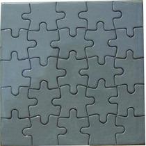 Rompecabezas Cuadrado 10.8x10.8cm Sublimable 10 Pzas Paquete