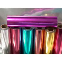 Foil Laser P/toner Especial Para Metalizar Toner 12 Colores