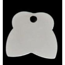 Placa Mascota Sublimacion Grabable Con Plotter Corte Moritzu
