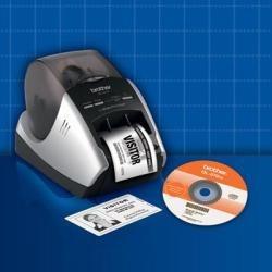Impresora Etiquetas Brother Termica Codigo De Barras Ql570