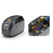 Impresora De Tarjetas Pvc Zebra Zxp1 Zxp3 Zxp7
