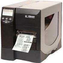 Impresora De Codigo De Barras Zm400 O Zt410 Incluye Software