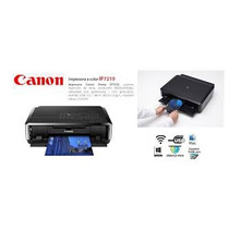 Canon Pixma Ip 7210 Con Sistema De Tinta Continua