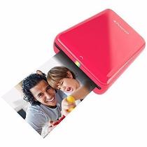 Impresora De Fotos Portatil Polaroid Zip Mobile Printer-roja