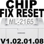 Chip Reset Fix Firmware Samsung Ml-2165 Nueva Version V08