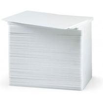 Set De 100 Tarjetas De Pvc - Blancas