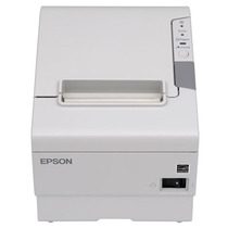 Impresora Epson Tm-t88v-014 Interfase Serial-usb Blanca +c+