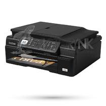 Impresora Brother Mfc-j475dw Con Cartuhcos Rellenables