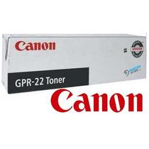 Toner Gpr-22 Para / Ir-1025/1023/1021/1019