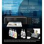 Impresora Epson L300 Tinta Continua C11cc27303