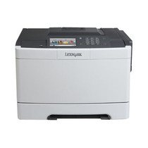 Impresora Laser Cs510de Lexmark 32ppm Color Duplex Red +b+