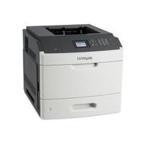 Impresora Laser Ms810de Lexmark 55ppm Color Duplex Red +b+