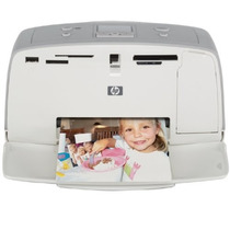 Tb Impresora Hp Photosmart 325 Compact Photo Printer
