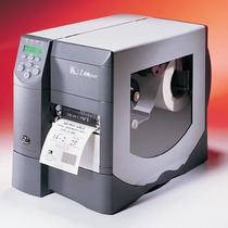 Impresora Prof. Etiqueta Cod. Barra Zebra Z4m Plus Excelente