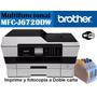 Brother Mfc J6720 Dw Doble Carta C Sistema De Tinta Continua