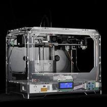 Makerbot Replicator 2 Doble Boquilla Impresora Transparente