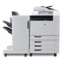 Hp Color Laserjet Cm6040f Mfp Sin Consumibles