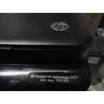 Impresora Hp 5525 Para Refacciones Por Piezas