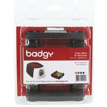 Ribbon De 5 Paneles Para 100 Impresiones Bad-con-r0100c Upc: