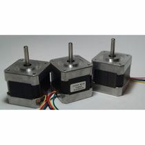 Motor A Pasos Nema 17 Impresora 3d Cnc Prusa I3 Reprap