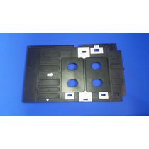 Bandeja De Credenciales Pvc Para Epson T50 Y L800
