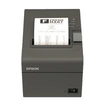 Miniprinter Epson Tm-t20 Ii Serial/usb Negra Fuente De Poder