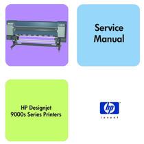Hp 9000 Manual De Servicio, Con Diagramas Y Num De Partes