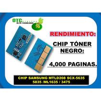 Chip Samsung Mtld208 Scx-5635 5835 Ml1635 3475 Vbf