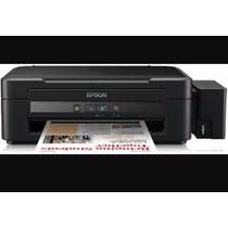 Impresora Multifuncional Epson L210 Imprime Copia Y Escanea