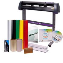 Plotter De Corte 86 Cm Vinil Incluye Software +accesorios