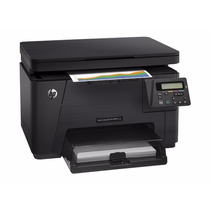 Multifuncional Laser Jet Color Hp Pro M176n Toner Rellenable