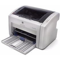 Impresora Hp Laserjet 1022 C/ Toner A Media Vida Semi Nueva