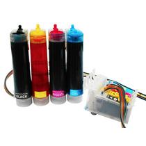 Sistema De Tinta Para Epson Xp 201-211 Con Tinta Dye