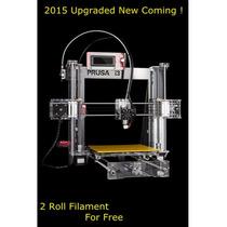 Reprap Prusa I3 Kit Impresora 3d + 2 Rollos + Tarjeta Sd 8gb