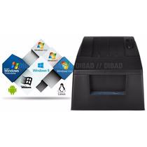 Impresora Térmica De Tickets / Recibos - 58mm - Miniprinter