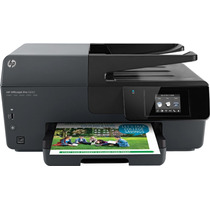 Impresora Hp Officejet Pro 6830 Con Cartuchos Rellenables