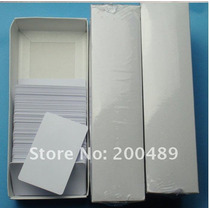 100 Credencial Tarjeta Pvc Epson T50 Ink Jet Canon Tarjetas