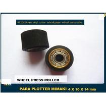 Pinch Roller Compatible Plotter Mimaki