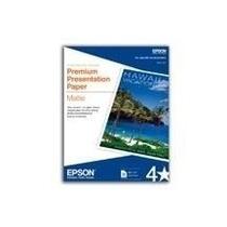 Epson Papel Para Presentaciones 167g/m² 50 Hojas De 13x19