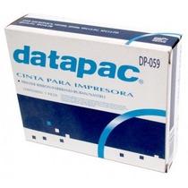 Cinta Datapac Dp-059 Negro Oki Ml 380 390 391 Enteia Unisys