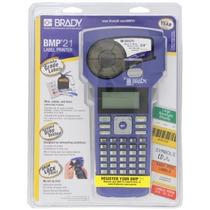 Brady Bmp21 Impresora De Etiquetas Portátil Multi-impresión