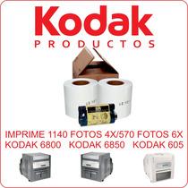 Kit De 1,140 Fotos Para Kiosco Kodak G3; G4; 6800; 6850;605